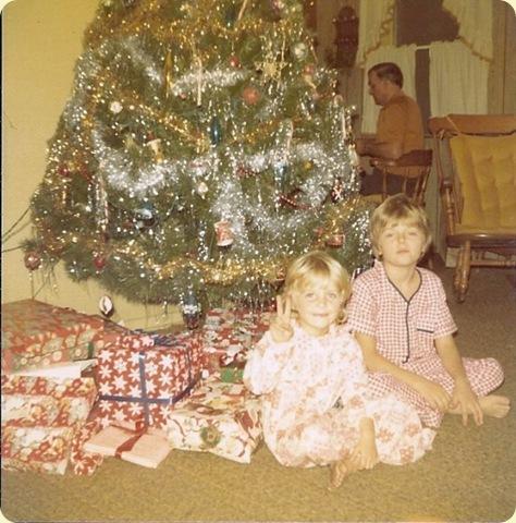 Christmas Mark and Suz