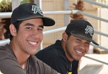 Bryan and Sergio