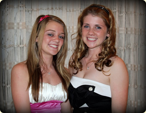 Lo and Linds Homecoming 2010