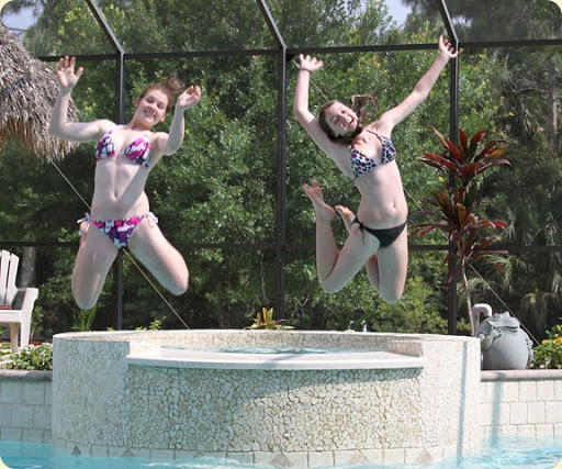 LoLo and Linds HSM jump